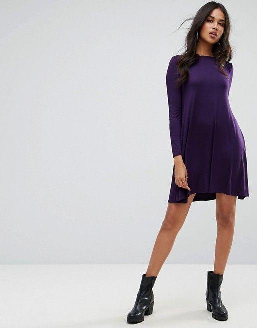 8e31e462052a0 Discover Fashion Online | Wear | Swing dress, Dresses, Sleeves