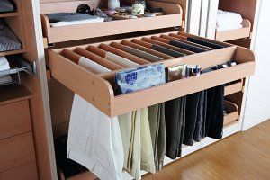 The Clever Bedroom Storage Genie From MFI