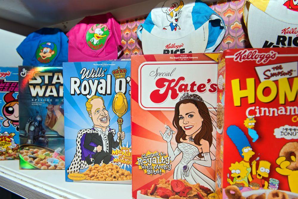 El Bar De Cereal Más Increíble Del Mundo Cereal Barra De Cereal Recetas De Comida Mexicana