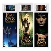 The Lord of the Rings: The Fellowship of the Ring Film Cel Bookmark Set