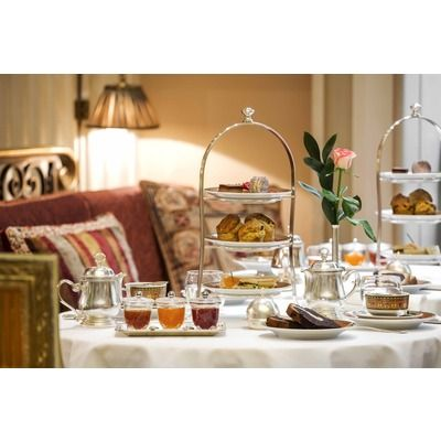 Gift Voucher 1 Afternoon Tea For 2 At The Winter Garden City