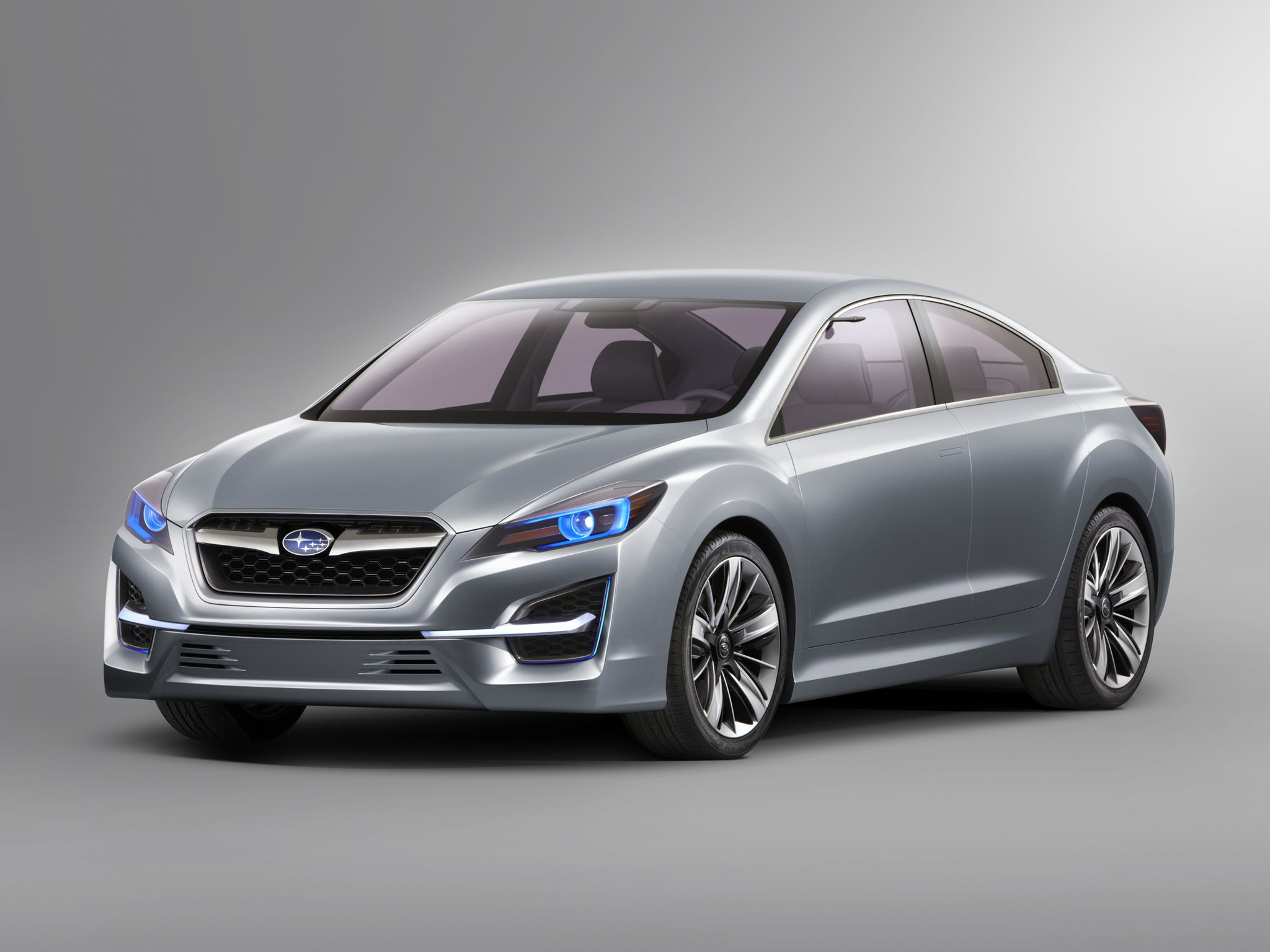 Subaru Impreza Concept (With images) Subaru impreza