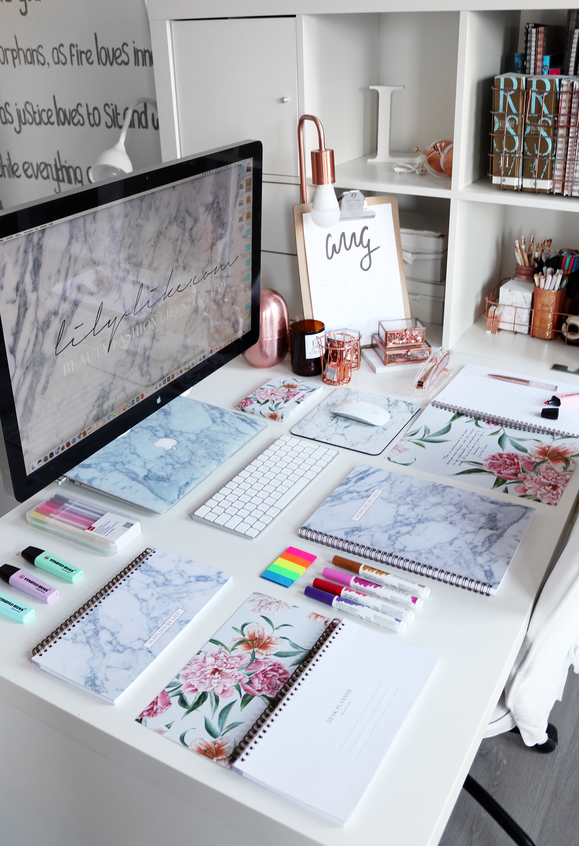 Office Table Decoration Ideas Home