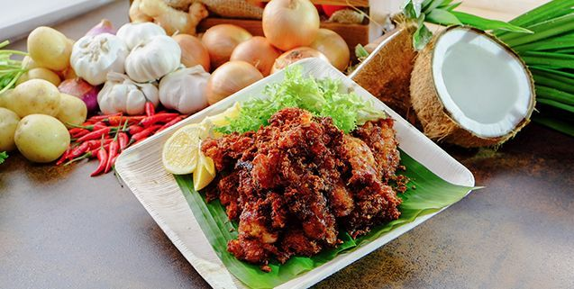 Ayam goreng berempah asian food channel recipes to cook fried chicken ayam goreng berempah asian food channel forumfinder Choice Image