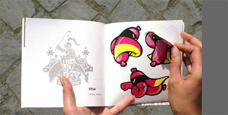 Klebstoff #1 « I Love Graffiti DE