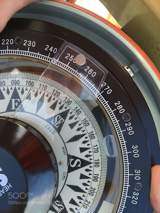 The magnetic compass by SjoerdBosch Transportation Photography #InfluentialLime