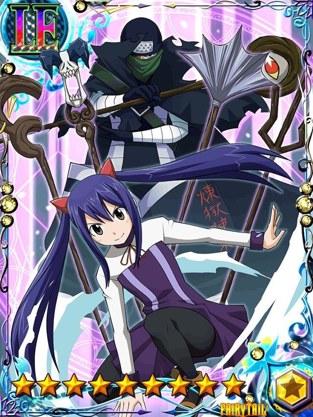 Pin by [weird•eiji] on Fairy Tail Girls Cards Fairy tail