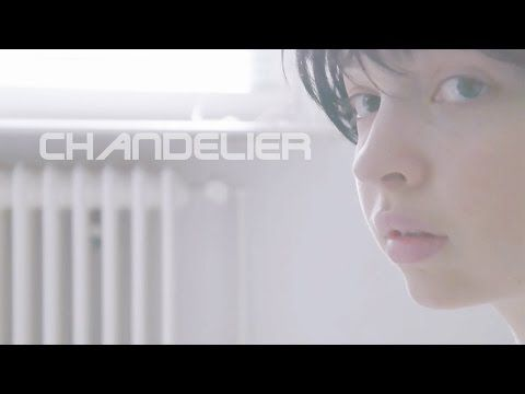 Surprising Chandelier Acoustic Male Cover Gallery - Chandelier ...