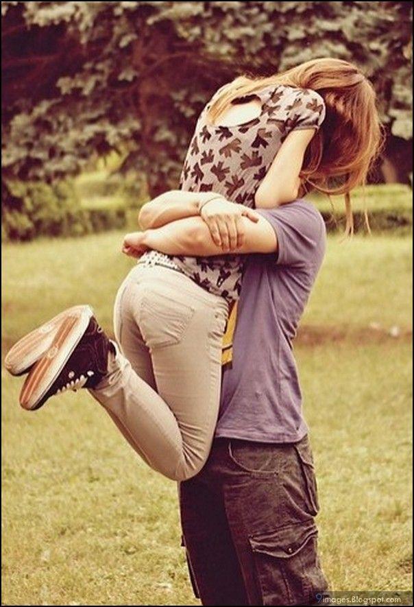 cute hug hug couple