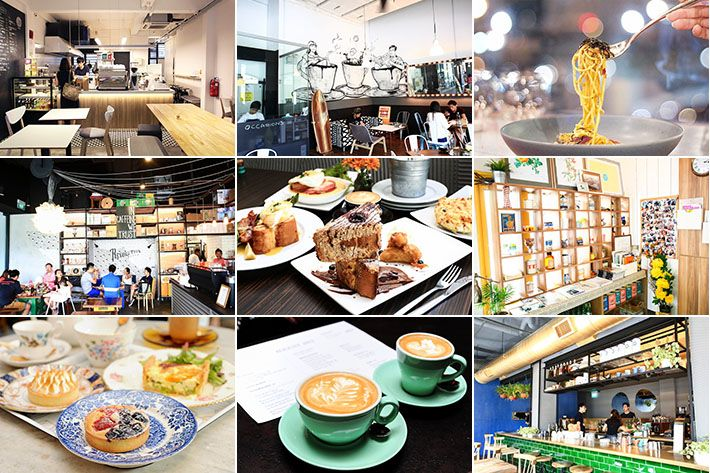 28 Cafes In The West Of Singapore That You Must Go To Indie Cafe Cool Cafe Cafe