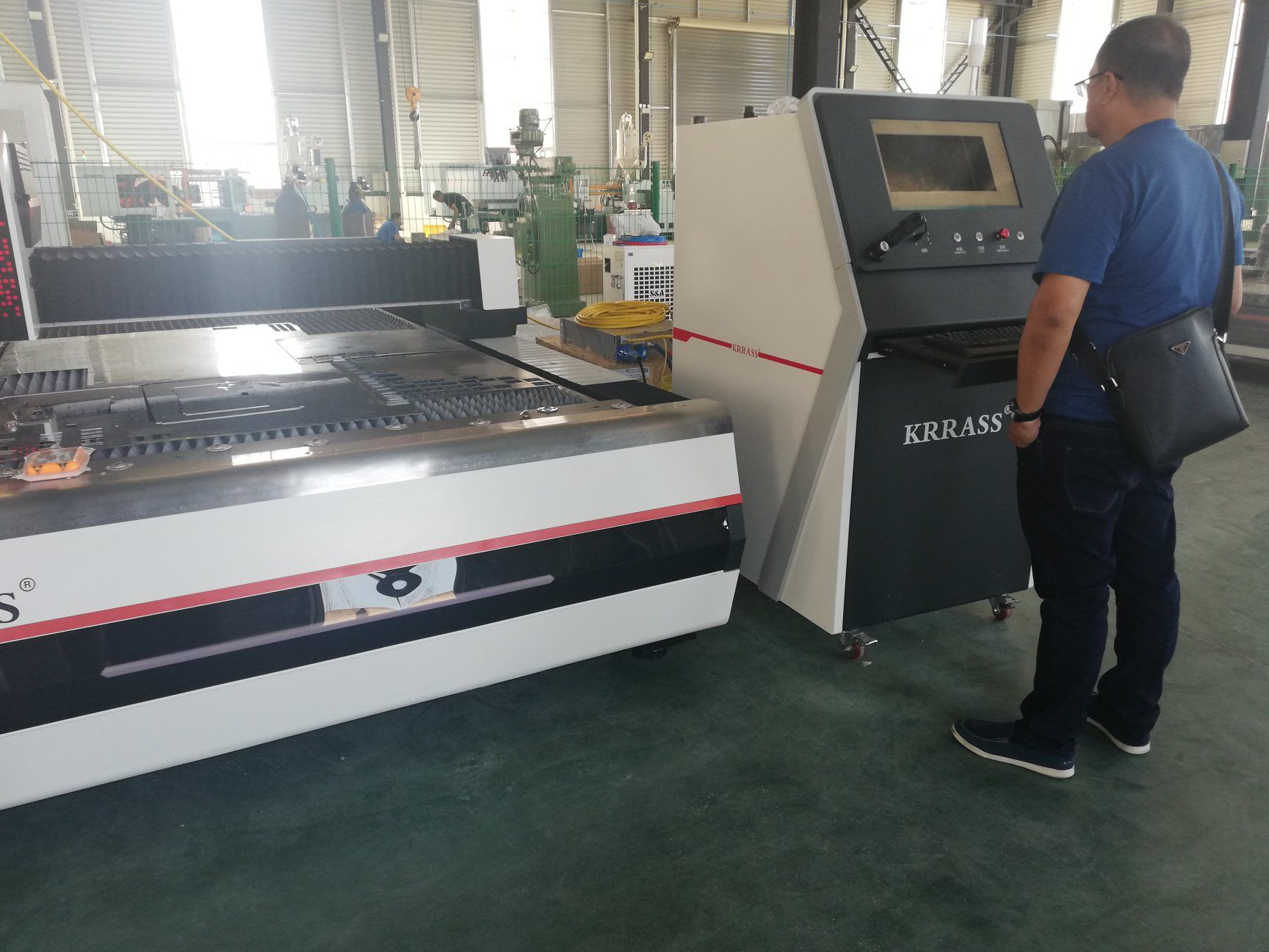 Pin On Krrass Fiber Laser Cutting Machine