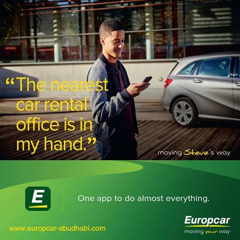 The Nearest Car Rental Office Is In Your Hand One App To Do Almost