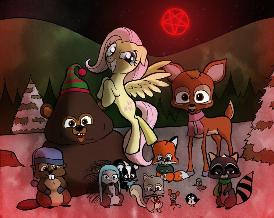 Me...OH I'M SORRY! I LOVE ANIMALS!!!