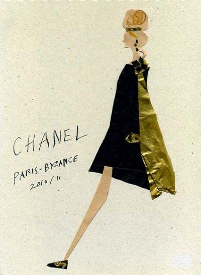 CHANEL PARIS-BYZANCE 2010/2011
