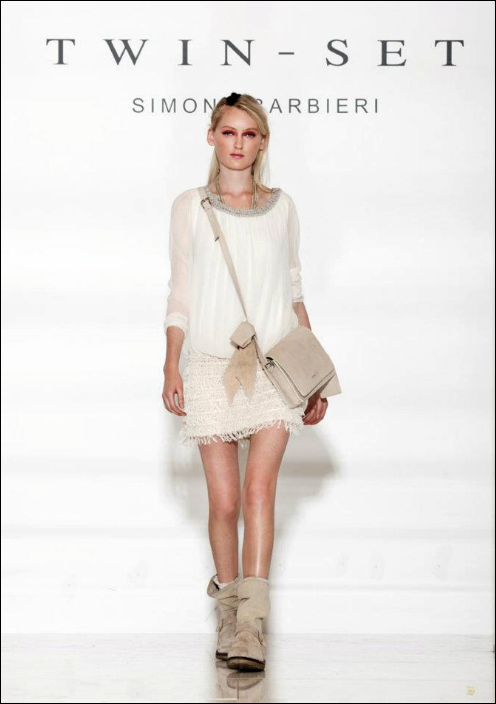1cfcded2ee562 Twin-Set Simona Barbieri. 2012 Collection
