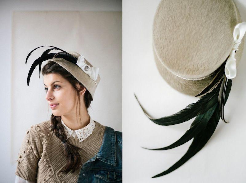 Hüte von Milla Manufaktur (Dirndl Magazine)