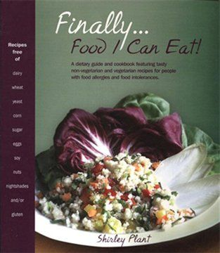 Finally food i can eat easy delicious recipes allergy free and finally food i can eat food allergiesrecipe booksgluten forumfinder Image collections