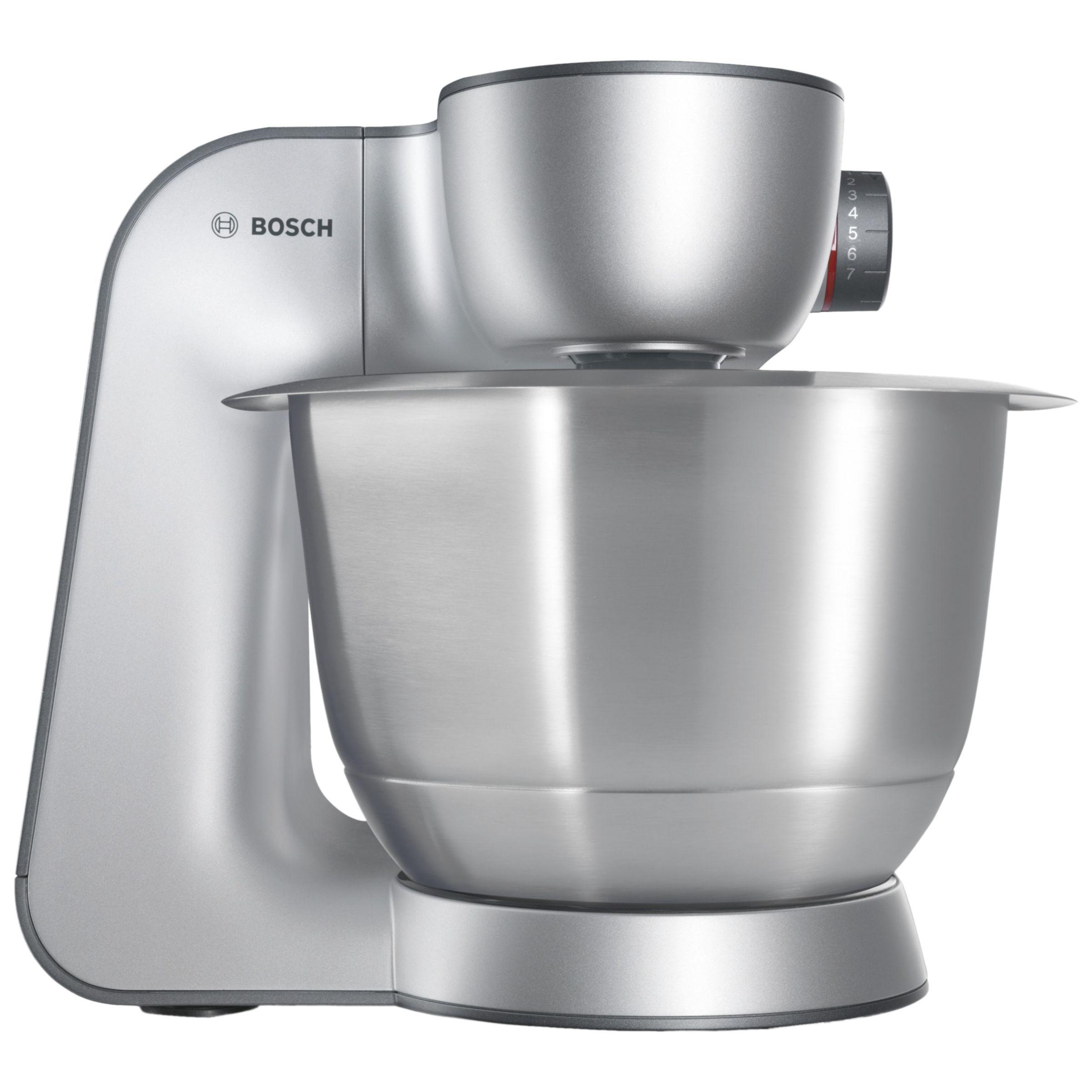 Bosch mum59340gb kitchen machine food mixer silver in