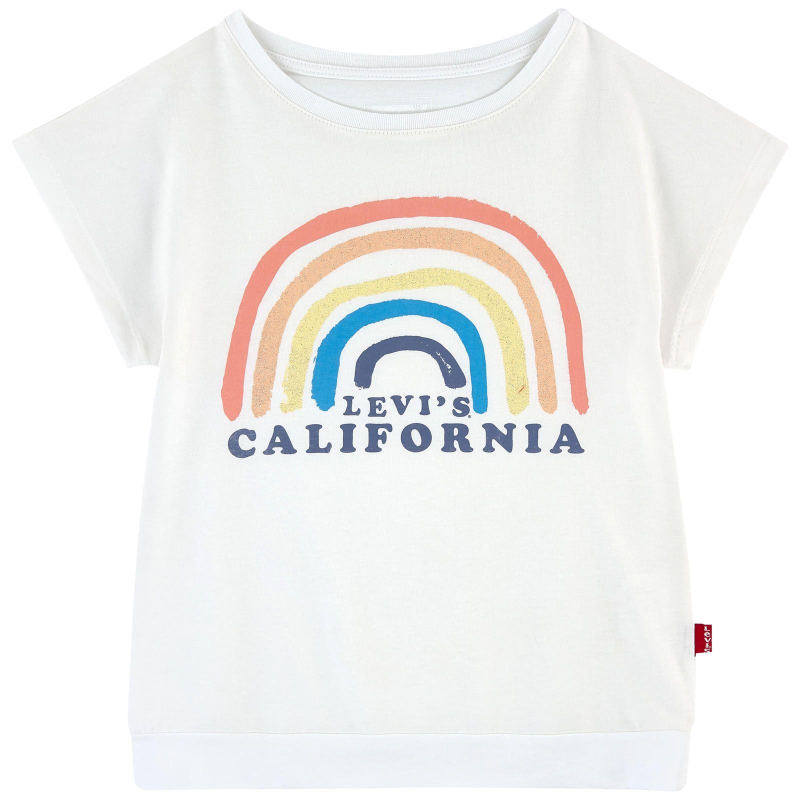... T-shirt - 160361. Jersey en coton Agréable au toucher Col rond Col  large Bords côtes stretch Manches courtes Base resserrée Sérigraphie  fantaisie devant ... a9085ef38e7b
