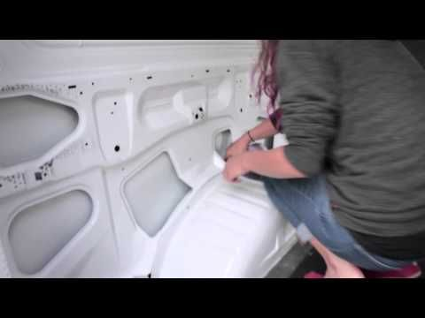 DIY Camper Van Insulation: A Place And All Its Creatures