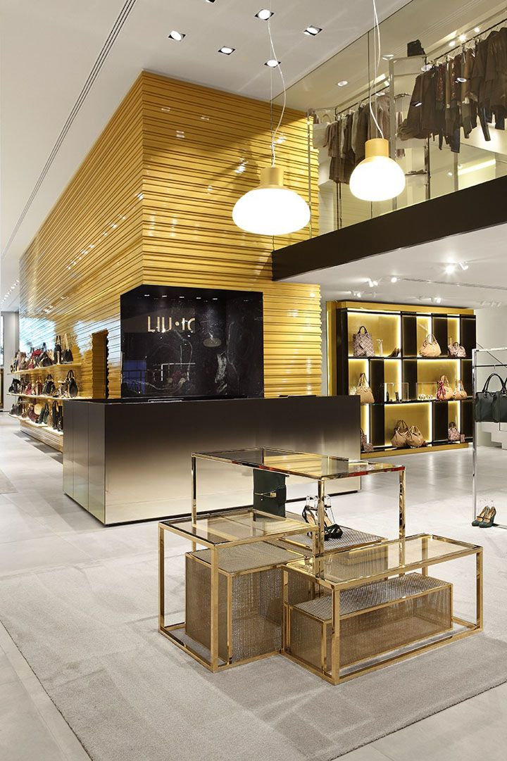 Liu Jo Grand Boutique By Christopher G Ward Milan Store
