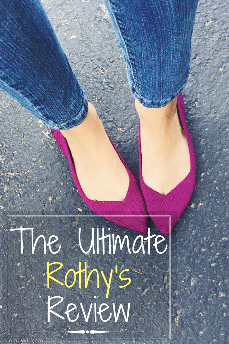 reviews for rothys