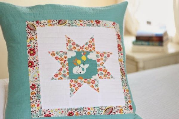 Tutorial | Frolic Floor Pillow | by Plum and June | Stuffed Stuff ...