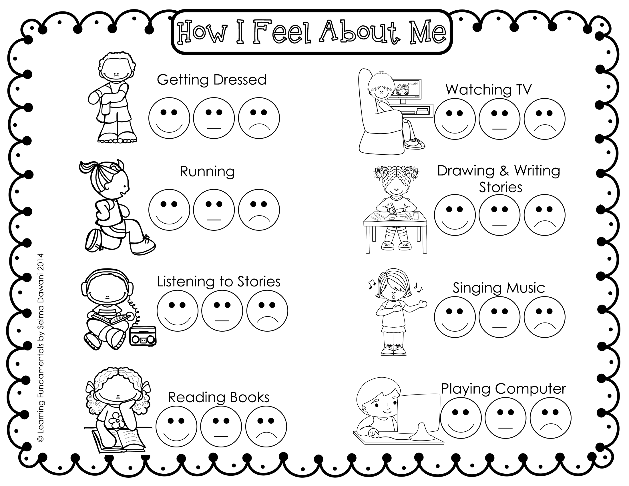 Use This Free Confidence Survey With Your Student To See