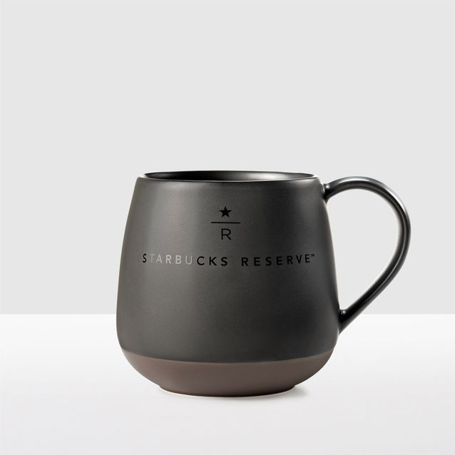 A grande-size ceramic mug inspired by our Starbucks Reserve #ceramicmugs