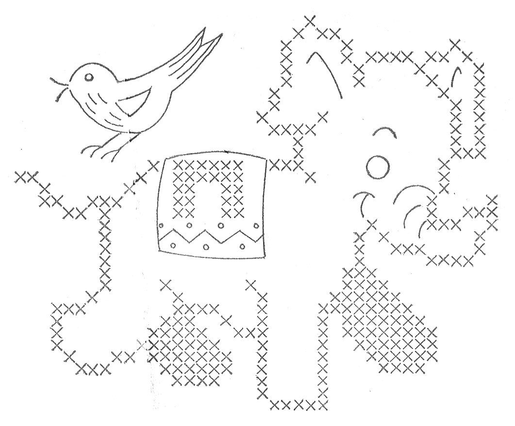 Q is for quilter blog archive vintage workbasket transfers crochet bankloansurffo Choice Image