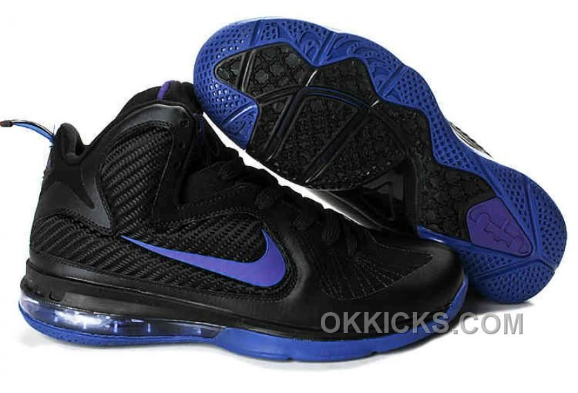 detailed look ed0f2 9aedf Buy Original Nike Lebron 9 Shoes Black Royal Purple 469764 102 Best from  Reliable Original Nike Lebron 9 Shoes Black Royal Purple 469764 102 Best  suppliers.