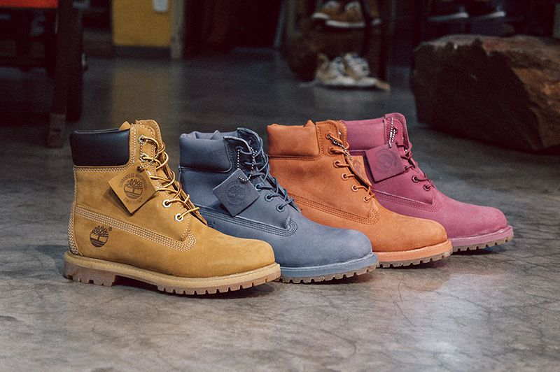 Bota Timberland Yellow Boot  ac8dca29fa4ad