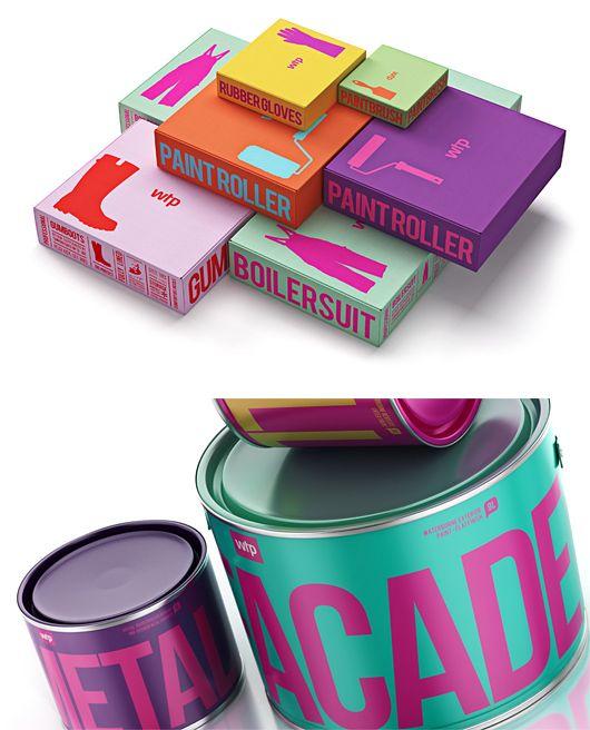 Waldo Trommler Paints Brand Identity
