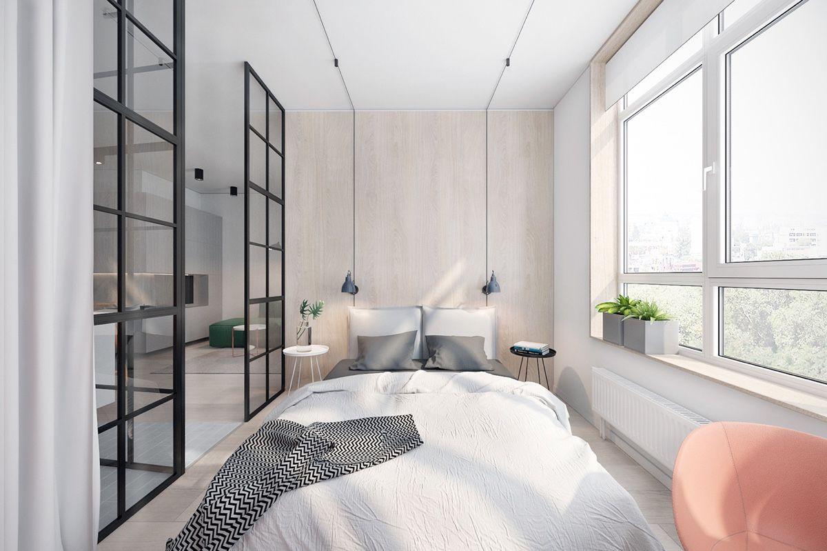 Wohndesign für kleines schlafzimmer arten von trendigen schlafzimmer mit einem modischen concept decor