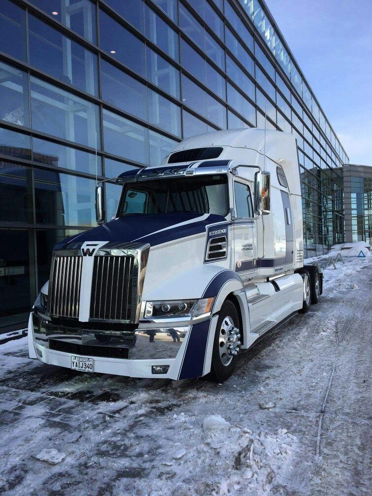 Canadian Western Star 5700 Xe Cool Trucks Western Star Trucks