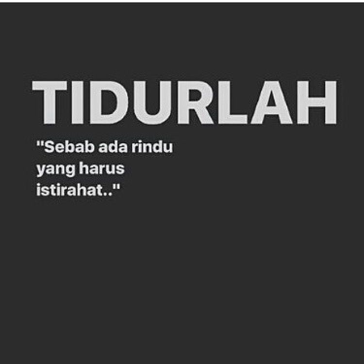 Kata Kata Quotes Quotes Quotes Indonesia Quotes Rindu