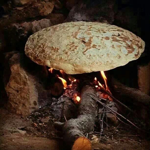 Lebanese bread!