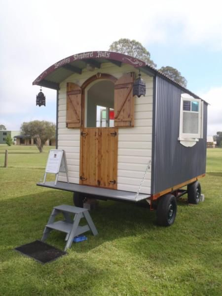 Shepherd's Hut/Gypsy Caravan Caravan Gumtree Australia