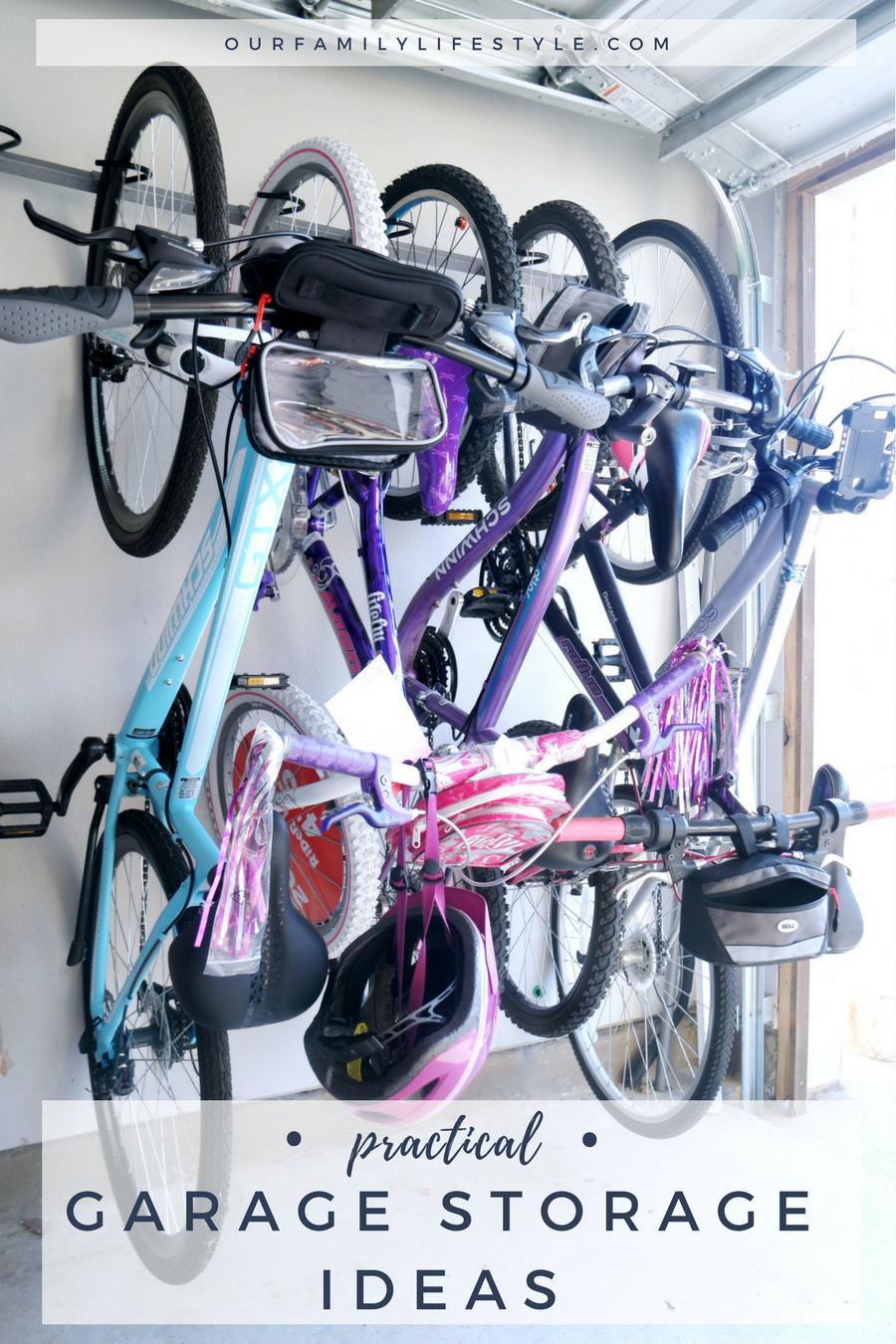 DIY Garage Makeover Using Practical Garage Storage Ideas ...
