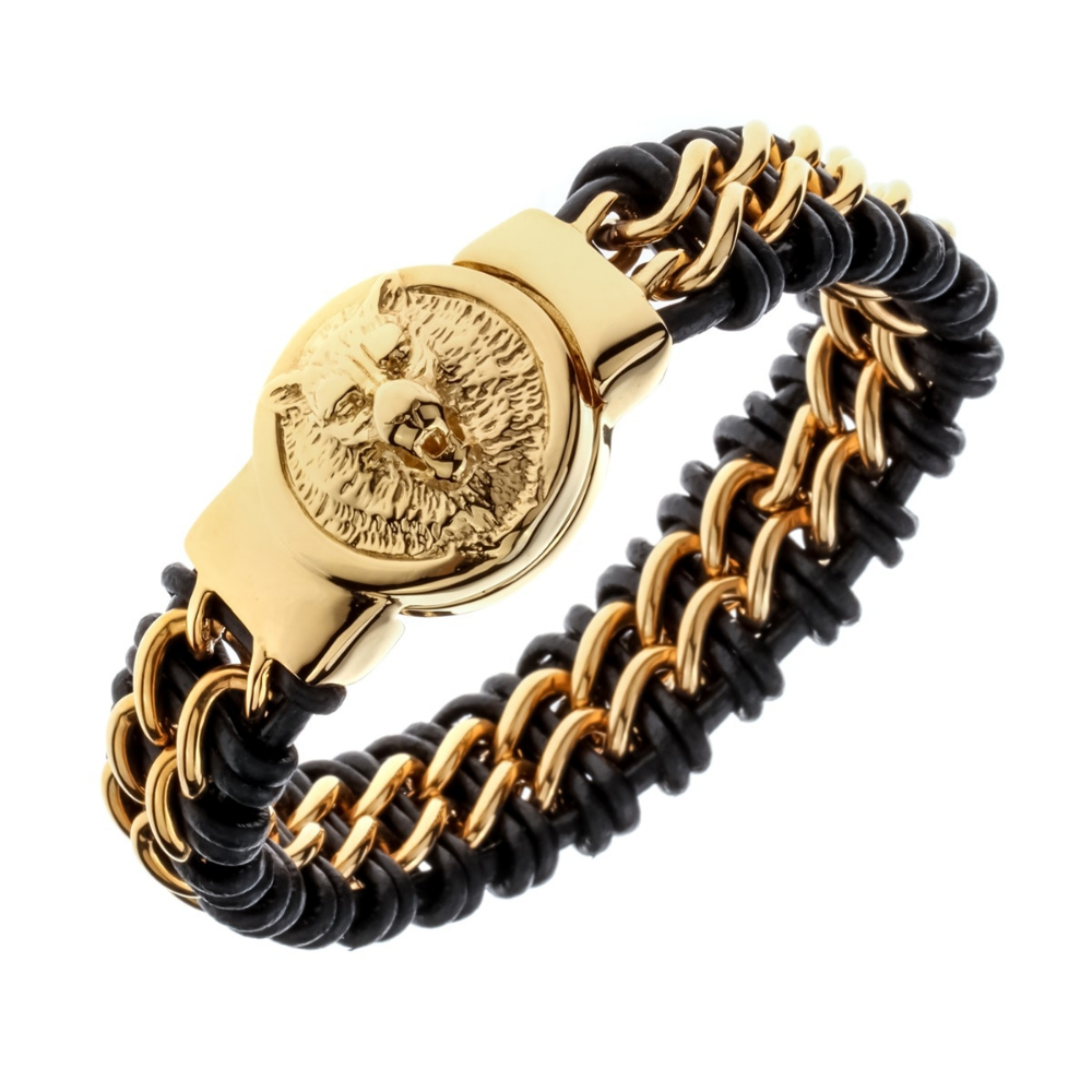 Mens Jewelry Dad Bracelet Mens  Bracelet Leather Bracelet Bangles Men Bracelet Bracelet For Men FREE SHIPPING-Men Leather Bracelet