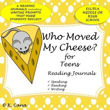 who moved my cheese questions