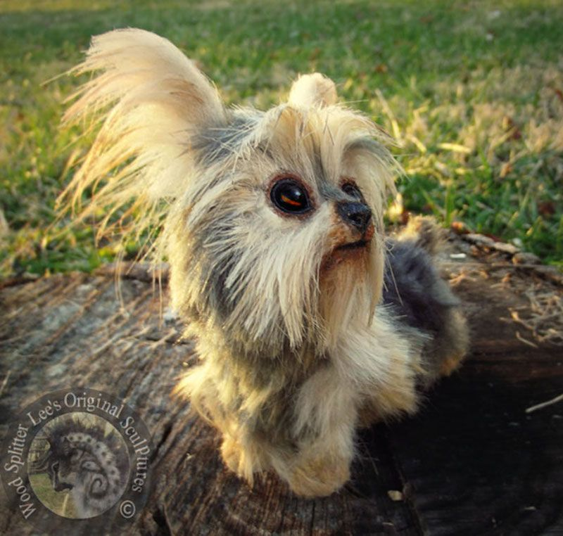 Realisticplushanimaltoyswoodsplitterleecreations - 32 adorable animals