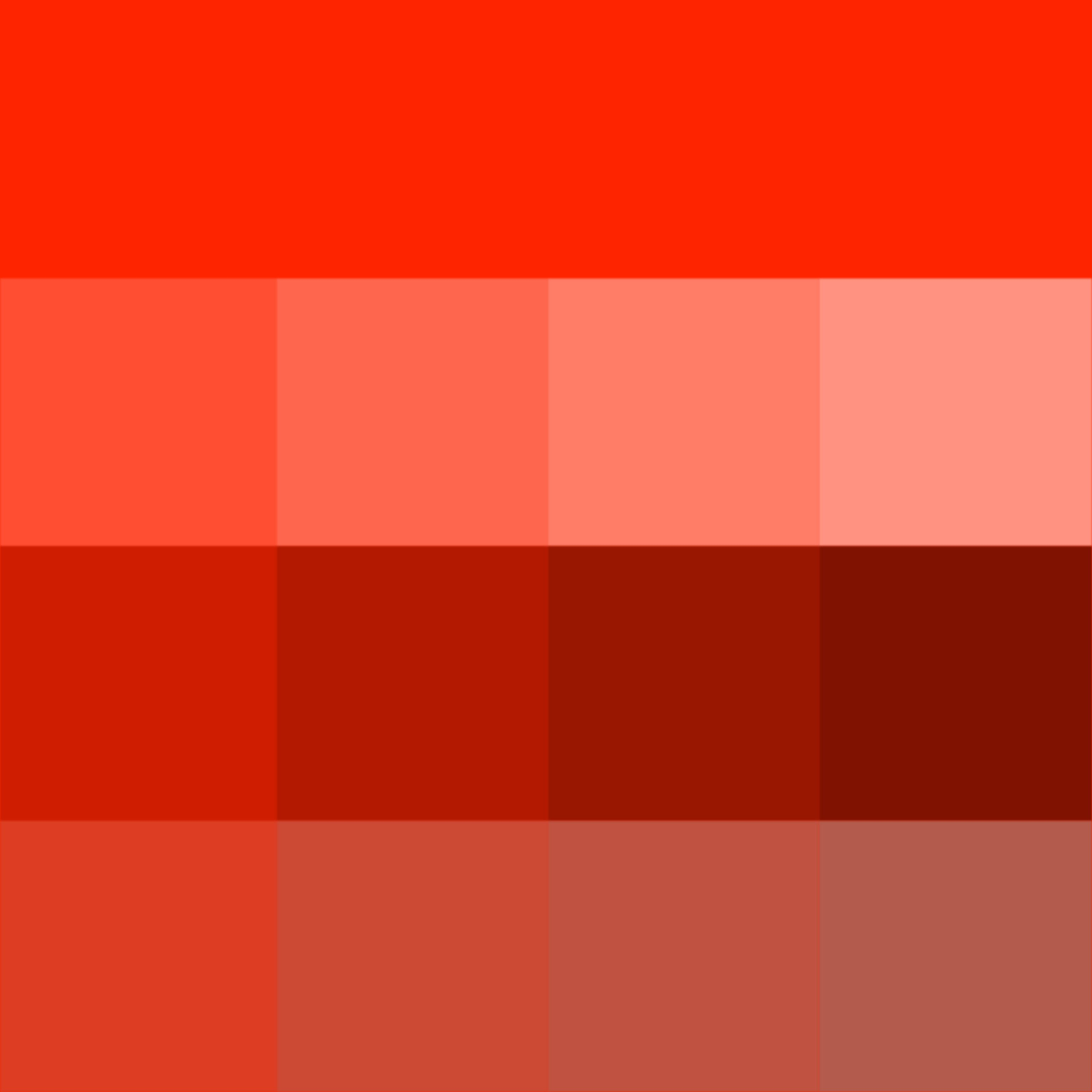 Scarlet Hue Tints Shades Tones Hue Pure Color With Tints Hue White Shades Hue Black And Tones Hue Color Textures Color Theory Colour Tint