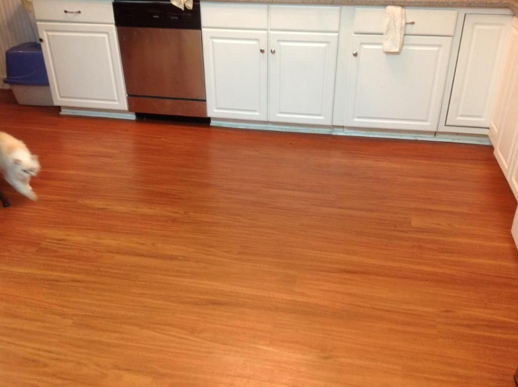 Customer Image Of Tranquility 5mm African Mahogany Click Resilient