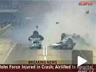 John Force Accident My Dream Cars Nhra Racing Nhra Drag