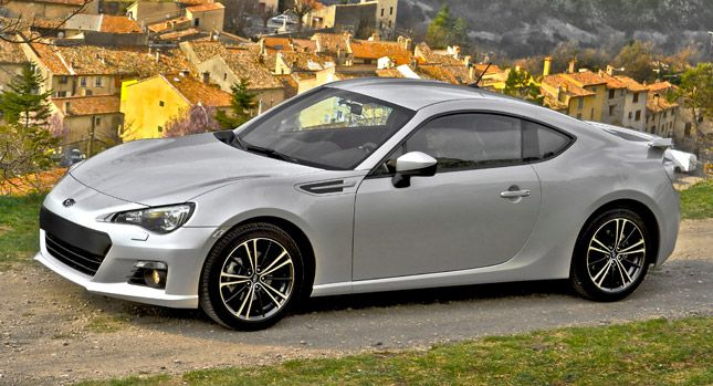 Subaru Brz And Scion Fr S Recalled Sort Of To Replace Owner S Manual Subaru Brz Subaru Sports Cars Luxury