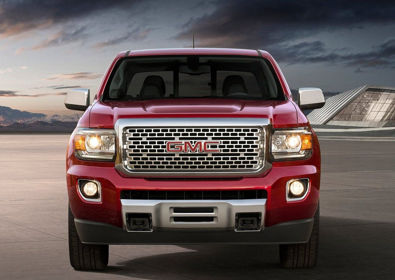 2018 gmc canyon release date review and specs