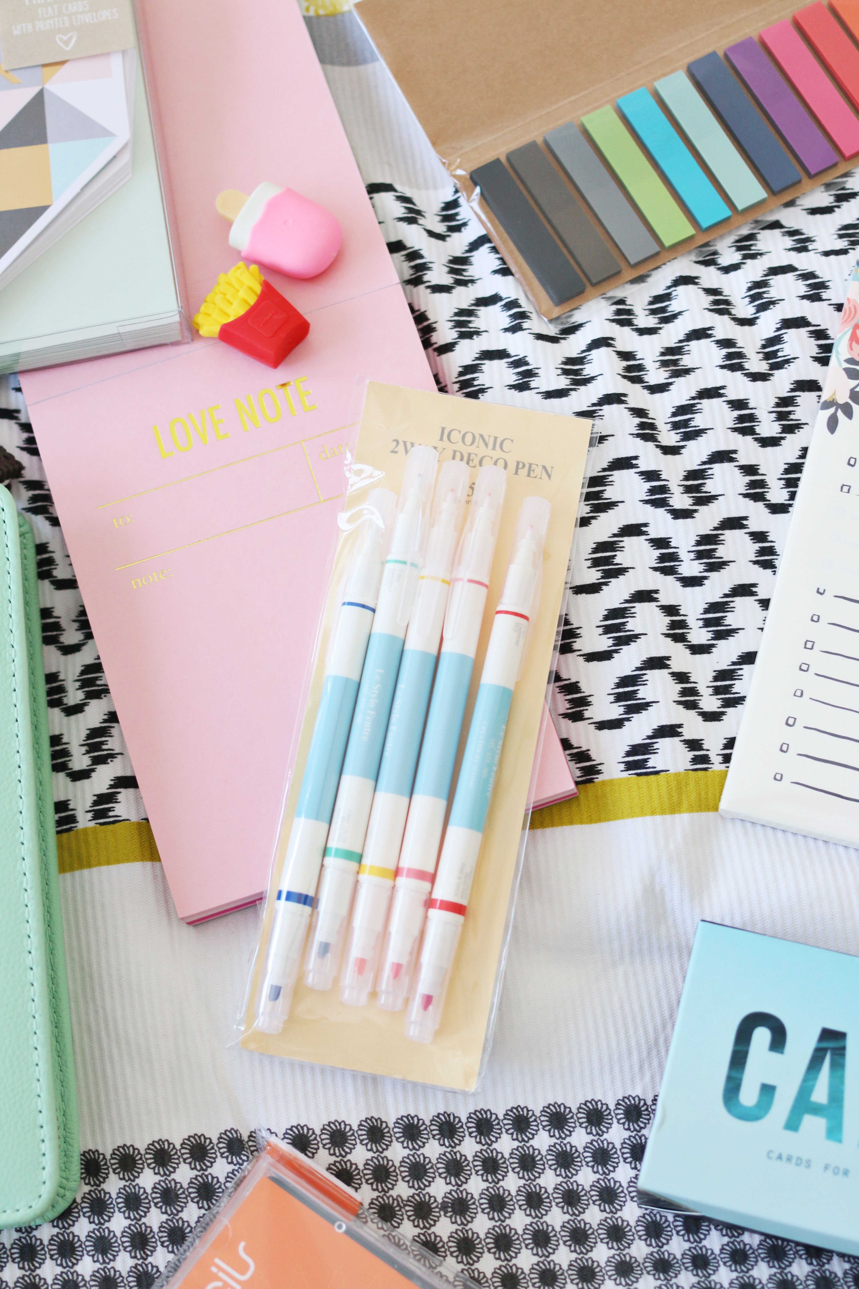 Stationery Haul Zoella Co Uk X