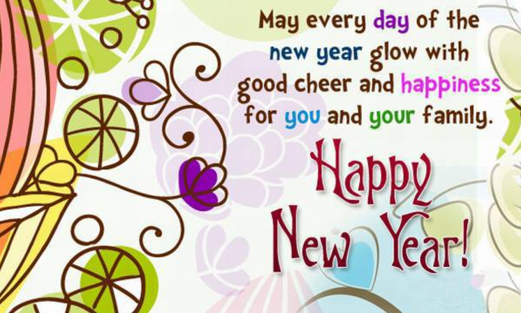 Happy-New-Year-Messages-for-Friends.png (746×449)   New year   Pinterest