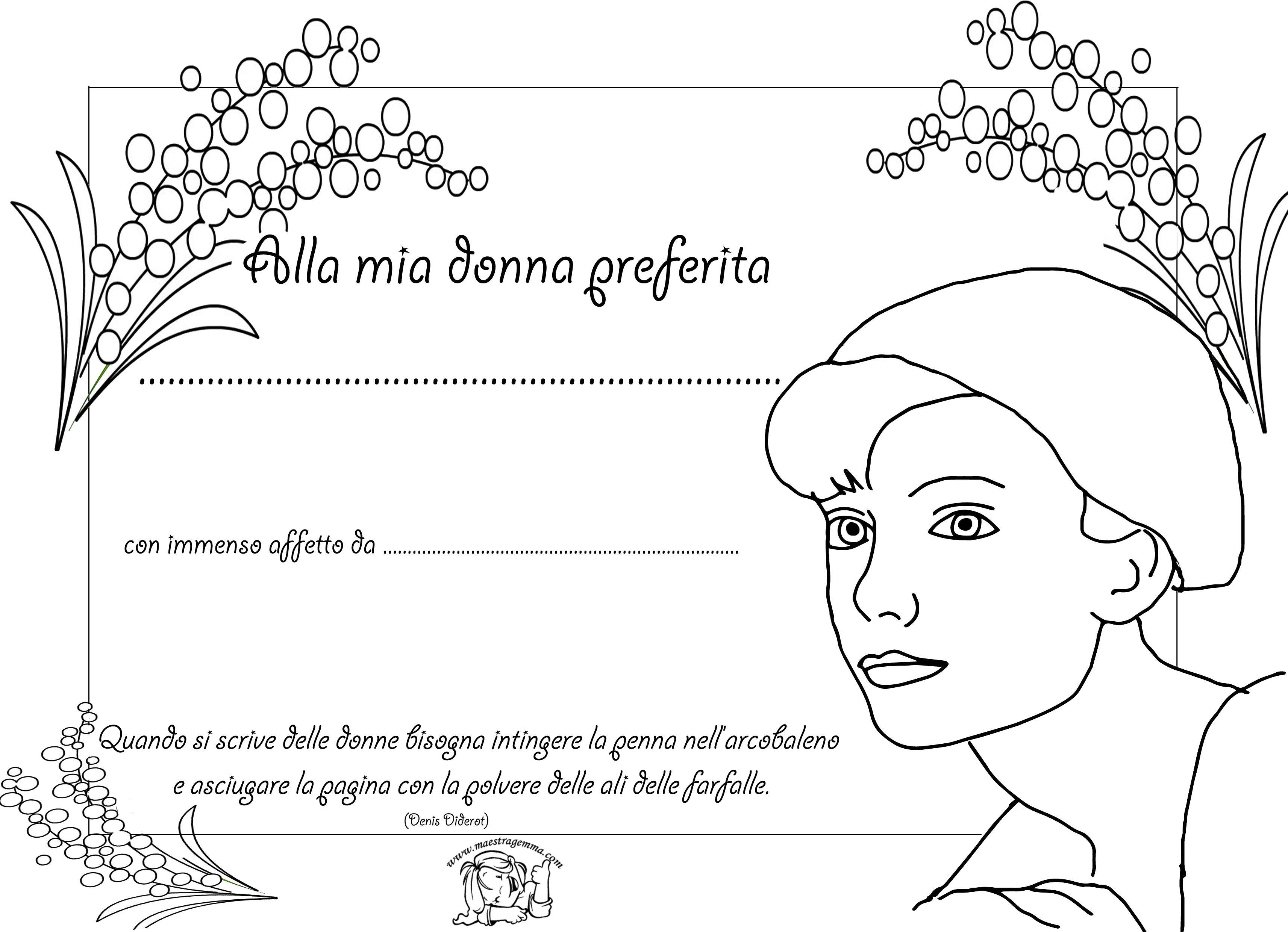 Wwwmaestragemmacom Diplomi E Attestati Festa Della Donnahtm